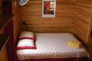 Cabane Les renards (lit double)