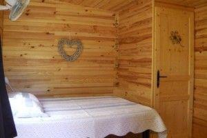 Cabane Les chevreuils (lit double, toilette sèche)