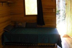 Cabane Les chevreuils (lit en 90, lit en 60 amovible)